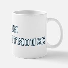 Team Tufted Titmouse Mug