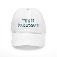 Team Platypus Baseball Cap