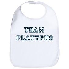 Team Platypus Bib