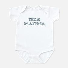 Team Platypus Infant Bodysuit
