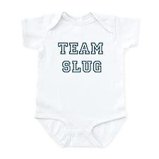 Team Slug Infant Bodysuit