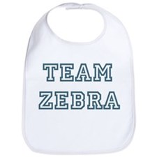 Team Zebra Bib
