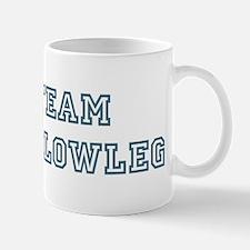 Team Yellowleg Mug
