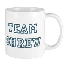 Team Shrew Mug