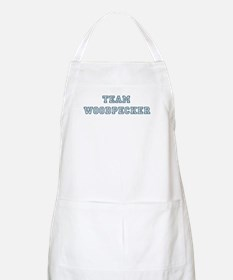 Team Woodpecker BBQ Apron