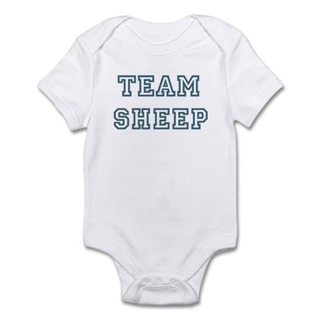 Team Sheep Infant Bodysuit