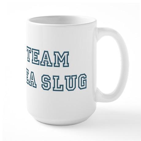 Team Sea Slug Large Mug