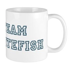 Team Whitefish Mug