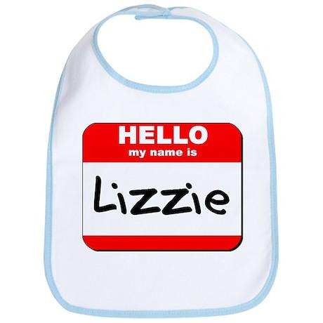 Hello my name is Lizzie Bib