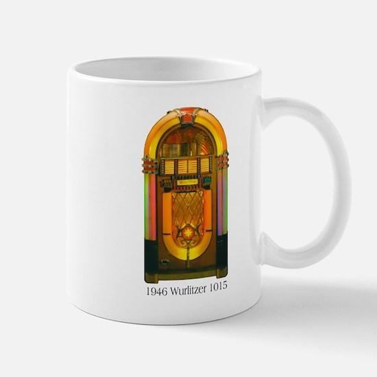1946 Wurlitzer 1015 Jukebox Mug