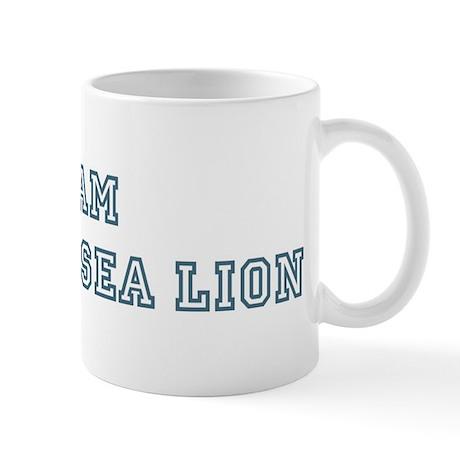 Team Steller Sea Lion Mug