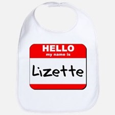 Hello my name is Lizette Bib