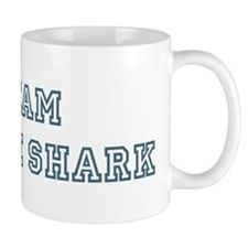 Team Whale Shark Mug