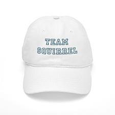 Team Squirrel Baseball Cap