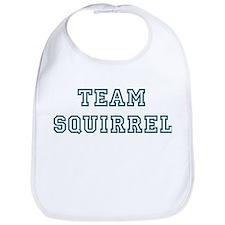 Team Squirrel Bib