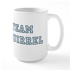 Team Squirrel Mug