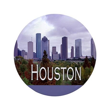 """Houston 2 3.5"""" Button"""