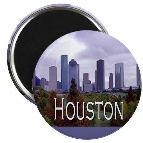 Houston 2 Magnet