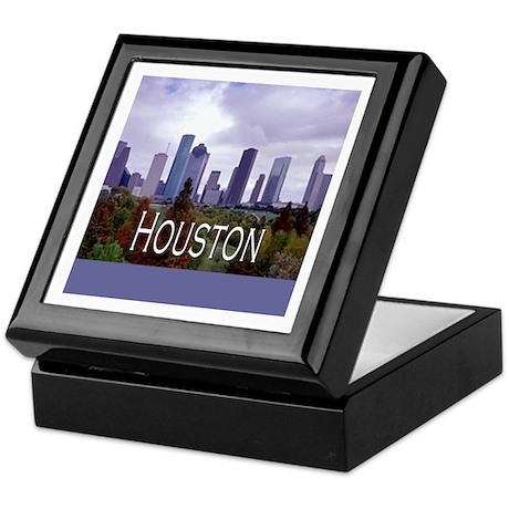 Houston 2 Keepsake Box