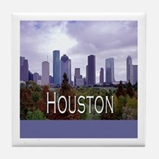 Houston 2 Tile Coaster