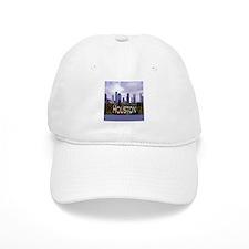 Houston 2 Baseball Baseball Cap