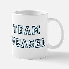 Team Weasel Mug