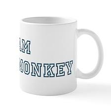Team Spider Monkey Mug
