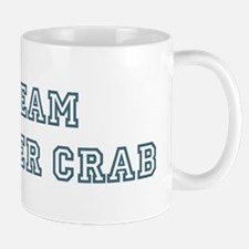 Team Spider Crab Mug
