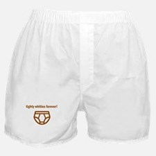Tighty Whities Forever! Boxer Shorts