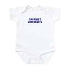Organist University Infant Bodysuit