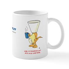 Unique Life is ruff Mug