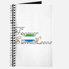 Forever Sierra Leone - Journal