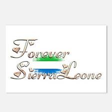 Forever Sierra Leone - Postcards (Package of 8)
