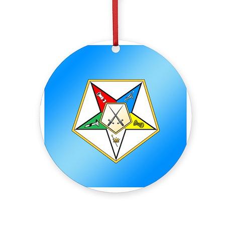 Grand Sentinel Ornament (Round)