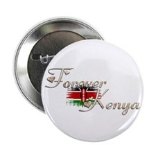 "Forever Kenya - 2.25"" Button"