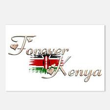 Forever Kenya - Postcards (Package of 8)