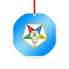 Grand Secretary Ornament (Round)