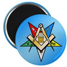 "Past Patron 2.25"" Magnet (100 pack)"