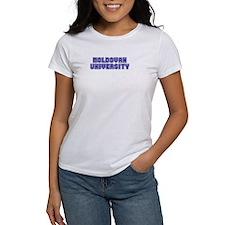 Moldovan University Tee