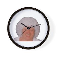 The Gary Spivey Wall Clock
