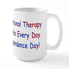 Occupational Therapy Makes Ev Mug