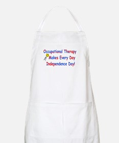 Occupational Therapy Makes Ev BBQ Apron