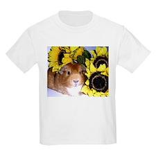 Sunflowers Pig! T-Shirt