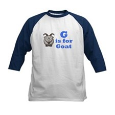 G is for Goat Blue - Tee
