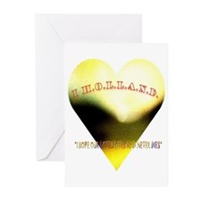 I Holland Apple Greeting Cards (Pk of 10)