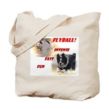 Unique Flyball Tote Bag