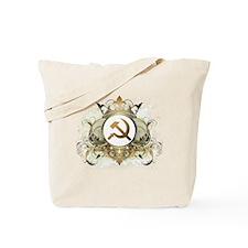 Stylish Soviet Tote Bag