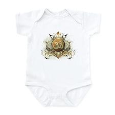 Stylish Om Infant Bodysuit
