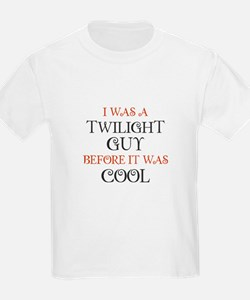 I Was A Twilight Guy Before I T-Shirt
