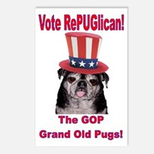 RePUGlican Postcards (Package of 8)